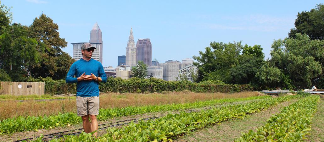Cleveland Urban Garden