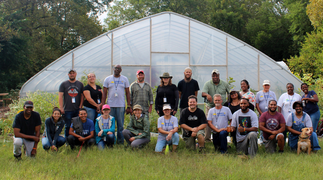 Armed to Urban Farm Cleveland Group